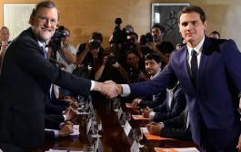 'راخوي' يعود لرئاسة الحكومة الاسبانية بعد توقيع اتفاق مع 'سيودادانوس'