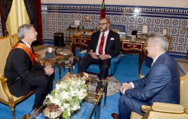 الملك محمد السادس يترأس بطنجة حفل اتفاق إنشاء مصنع تابع لـ'بوينغ' سيحدث 8700 منصب شغل