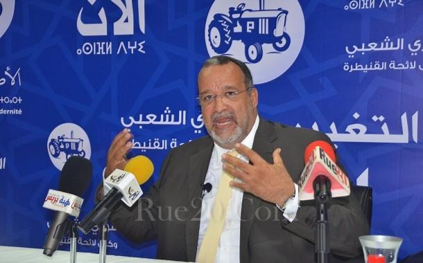 الشعبي:المشهد السياسي بالمغرب يتقاسمه قطبي 'البـام' و'البيجيدي'