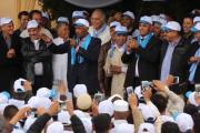 فيديو. مزوار يقود حملة 'الحمامة' الانتخابية بدواوير إقليم ورزازات