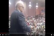فيديو . بنكيران في مهرجان انتخابي : عاش الملك ونحن مع الملكية