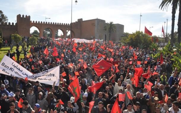مركز كيندي يهاجم المغرب و يسلم الأمم المتحدة تقريراً أسوداً حول الصحراء ومسيرة شعبية نحو 'الكركارات' ردا على استفزازات البوليساريو