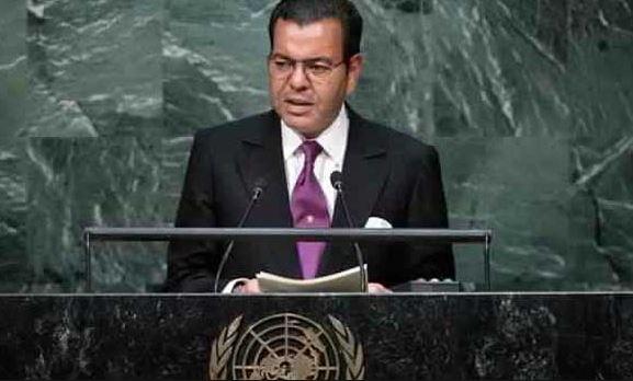 الأمير مولاي رشيد يمثل الملك محمد السادس في الجمعية العامة للأمم المتحدة