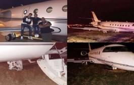 تحطم الطائرة الخاصة لـ'رونالدو' التي يستعملها للإنتقال لمراكش بمطار برشلونة