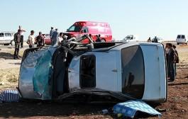 مصرع 4 أشخاص في حادثة سير مروعة بطنجة
