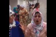 فيديو. السلطات تفرغ بالقوة عائلات من دور الصفيح بأصيلة