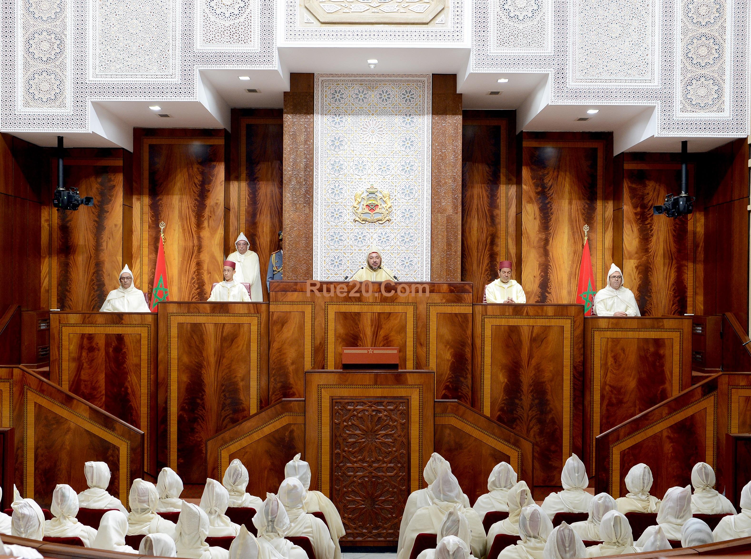 البرلمان يصادق بأغلبية مطلقة على مشروع قانون هيئة المناصفة ومكافحة التمييز