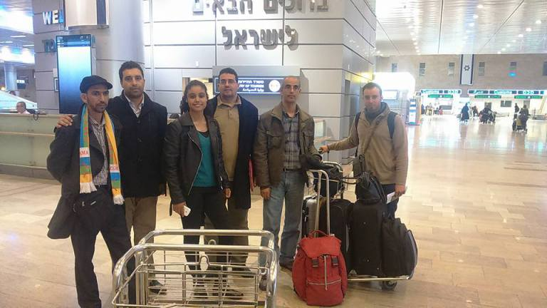 تزامناً مع اليوم العالمي للتضامن مع فلسطين ..نشطاء أمازيغ يزورون إسرائيل للمشاركة في 'الهولوكست'