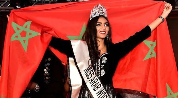 ملكة جمال المغرب تفشل بالظفر بلقب ملكة جمال العرب