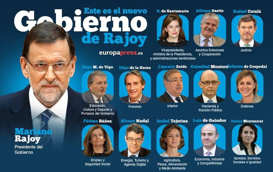 'راخوي' يشكل حكومة جديدة بـ13 وزيراً منهم 5 نساء..و 'بنكيران' يتجه لإخراج حكومة بـ40 وزيراً