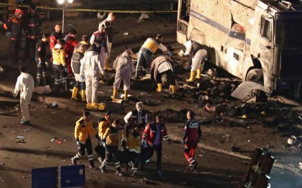 بالفيديو. هجمات على إسطنبول وسقوط عشرات القتلى ومئات الجرحى