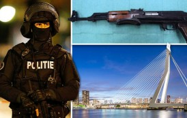 هولندا تعتقل مغربياً وبحوزته كلاشينكوف و راية 'داعش' وشقيقه ينفي عنه 'الإرهاب'