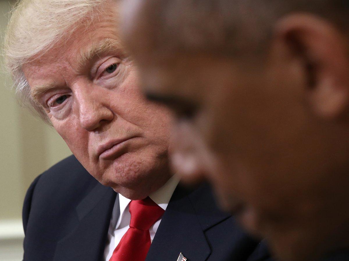 بالفيديو . ترامب يقصف : إدارة أوباما ساهمت بخلق داعش