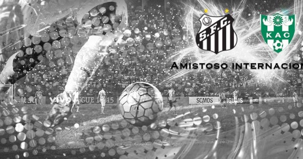 'سانتوس' البرازيلي يستضيف 'النادي القنيطري' في مباراة ودية بساو باولو