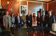 تعزيز علاقات التعاون بين مجلس المستشارين والبرلمان الشيلي في صلب مباحثات لبن شماش و رئيسة مجموعة الصداقة البرلمانية الشيلية المغربية
