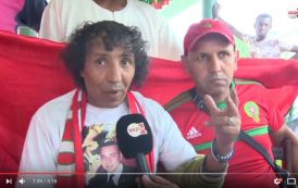 فيديو . 'الظلمي' للمغاربة من الغابون : أنا ماشي 'قواس'