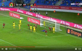 فيديو . أهداف المنتخب الوطني 3-1 الطوغو   كأس أمم افريقيا 2017