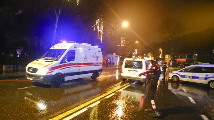 إصابة 3 مغاربة بجروح خطيرة في هجوم على ملهى ليلي بإسطنبول التركية ليلة رأس السنة