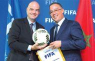 رئيس الفيفا: 'الجزائر 'ستُعيقُ' حظوظ المغرب في تنظيم مونديال 2026′