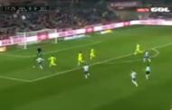 فيديو. الدولي المغربي 'كارسيلا' يسجل هدفاً جميلاً بقميص غرناطة