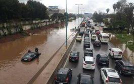 شركة 'ليديك' : فيضانات أوطوروت البرنوصي سببها 'لقوادس صغار'