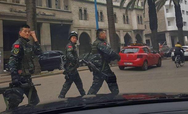 صور | 'جاكي شان 'مسنوداً بـ'الجيش الصيني' يقتحم 'كازا' و ساكنة الرباط و القنيطرة تترقب
