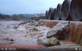 فيديو . فيضانات وديان الريف