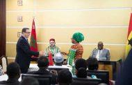 توقيع 25 إتفاقية شراكة وتعاون بين غانا والمغرب بحضور محمد السادس والرئيس الغاني
