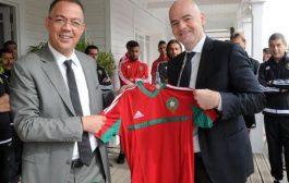 المغرب يطالب برفع عدد مقاعد إفريقيا في مونديال 2026 إلى 10 بدل 5