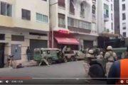 فيديو .وصور نتا فيلم مع لمغاربة .مواطنون يصرخون في تصوير فيلم 'جاكي شان' بالبيضاء : عنداك عنداك