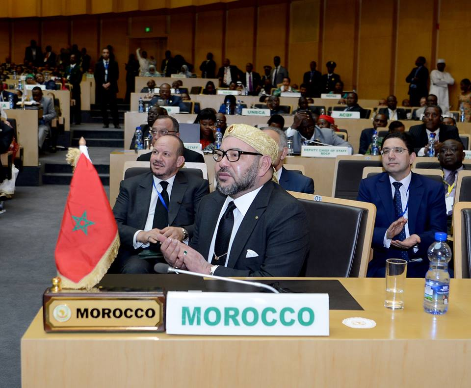 واشنطن بوست : المغرب استعمل الديبلوماسية الإقتصادية لفرض وجوده داخل منظمة الإتحاد الإفريقي