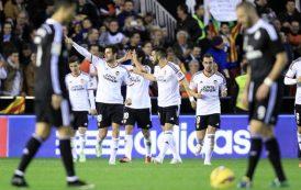 فالنسيا يطيح بريال مدريد ويشعل الصراع على صدارة الليغا
