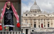 صور | إيطاليا تسجن ملاكماً مغربياً وزوجته كانا ينويان تفجير الفاتيكان