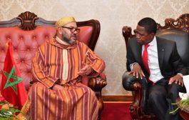 الرئيس الزامبي يؤكد سعادة بلاده بعودة المغرب للإتحاد الإفريقي
