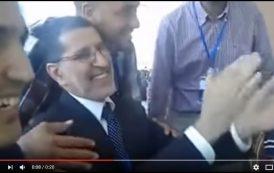 فيديو. رئيس الحكومة الجديد 'العثماني' ناشط على ايقاعات الأغنية الأمازيغية