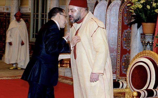 الملك يعين حكومة العثماني الثلاثاء قبل أن يطير إلى الأردن للمشاركة في القمة العربية
