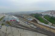 فيديو. شاهدوا أكبر ورشة لصيانة القطارات بأفريقيا