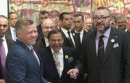 سببُ ضحك العاهلين المغربي والأردني داخل متحف محمد السادس بالرباط