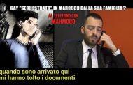 مثلي مغربي يتصل ببرنامج ايطالي لإنقاذه من عائلته
