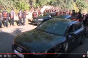 فيديو . إعادة تمثيل جريمة مقتل البرلماني 'مرداس' قرب منزله بالدار البيضاء