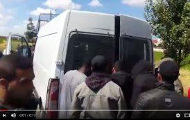 فيديو . الشرطة العلمية تبحث على سلاح قاتل البرلماني 'مرداس'