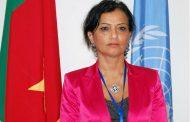 'غوتيريس' يعين المغربية نجاة رشدي نائبة لممثله الخاص بجمهورية إفريقيا الوسطى