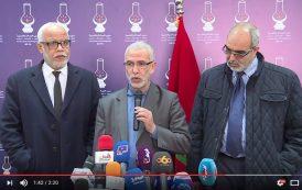 فيديو . البيجيدي يفوض لـ'العثماني' تشكيل حكومة تحظى بثقة الملك