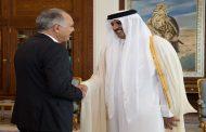مزوار ينقل رسالةً شفوية من الملك محمد السادس لأمير قطر