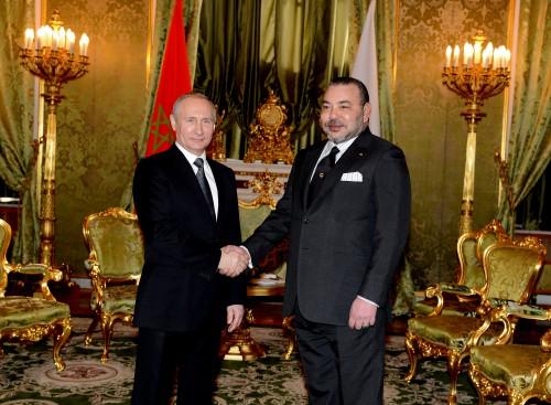 """بعد الزيارة الملكية ..روسيا تعفي المغاربة من """"الفيزا"""""""
