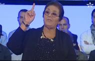 """عائشة الشنا: """"يَجِبُ محاسبة بنكيران عن 5 سنوات التي ترأس فيها الحكومة والعثماني طبيب يَجِبُ أن يُحس بمعاناة المواطنين"""""""