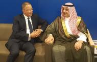 'فوزي لقجع' ينتزع دعم الاتحادين الافريقي والعربي لتنظيم المغرب لمونديال 2026