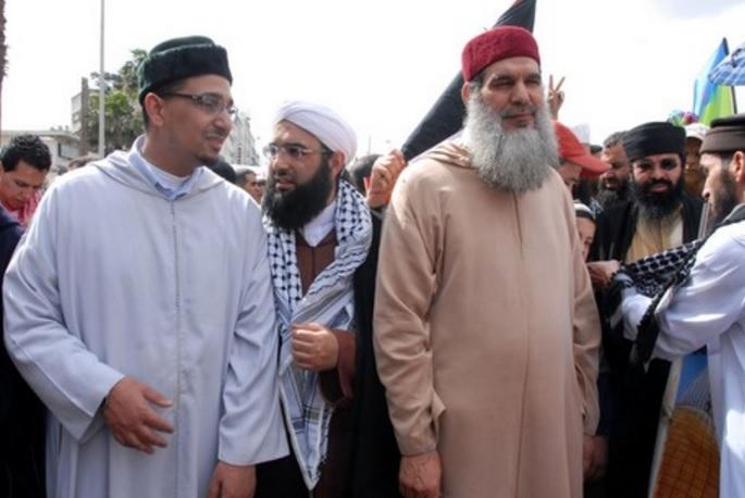 """الفيزازي: """"أبو حفص حشر أنفه في موضوع الإرث إرضاءا للعلمانيين"""""""