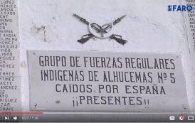 """فيديو . إسبانيا تعيد الإعتبار لمؤسس مدينة الحسيمة الجنرال """"سان خورخو"""""""