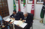 المغرب يحتضن حفل توقيع برتوكول تعاون بين الأمانة العامة لاتحاد المغرب العربي ومنظمة الفاو وهيئة مكافحة الجراد الصحراوي